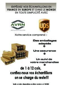 AVRN Affiche UPS